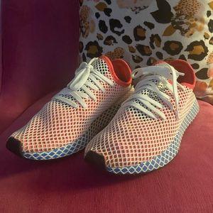 Adidas Deerupt Runner Marathon  Running Shoes